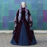Amidala purple travel